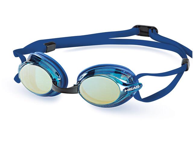 Head Venom Mirrored Lunettes de protection, blue-blue